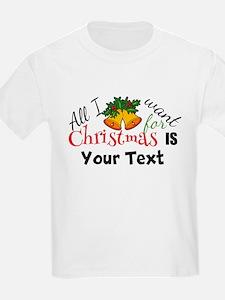 Christmas Custom T-Shirt