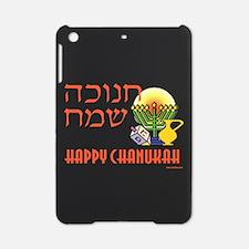 Hebrew Happy Chanukah Ipad Mini Case