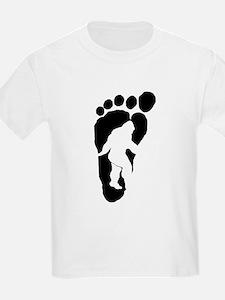 Bigfoot print T-Shirt