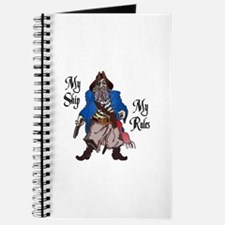 MY SHIP MY RULES Journal
