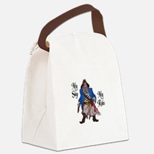 MY SHIP MY RULES Canvas Lunch Bag