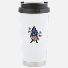 MY SHIP MY RULES Travel Mug