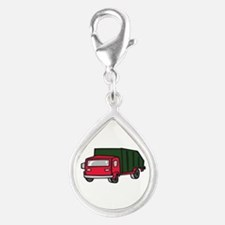 GARBAGE TRUCK Charms