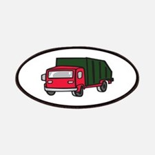 GARBAGE TRUCK Patches