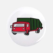 """GARBAGE TRUCK 3.5"""" Button"""