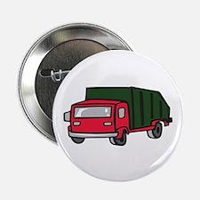"GARBAGE TRUCK 2.25"" Button (100 pack)"