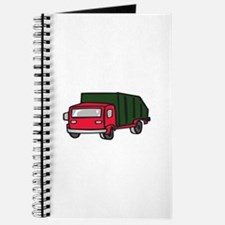 GARBAGE TRUCK Journal