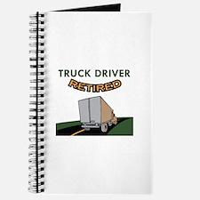 TRUCK DRIVER RETIRED Journal