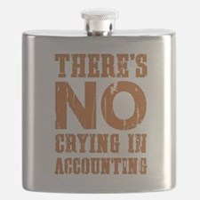 No Crying Flask