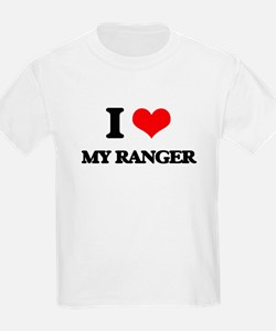 I Love My Ranger T-Shirt