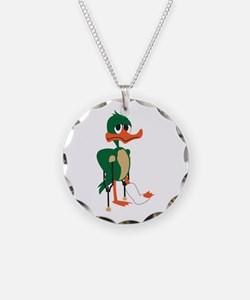 Lame Duck Necklace