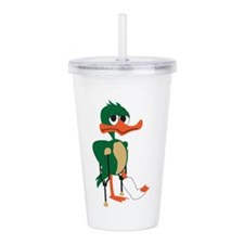 Lame Duck Acrylic Double-wall Tumbler