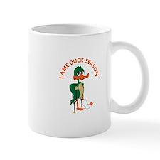 LAME DUCK SEASON Mugs
