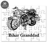 Biker grandpa Toys