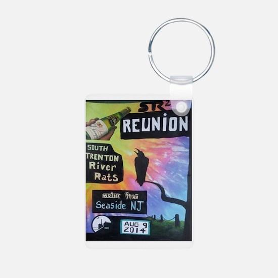 reunion Keychains