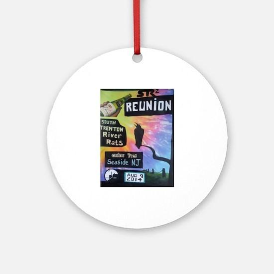 reunion Ornament (Round)