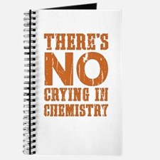 No Crying In Chemistry Journal