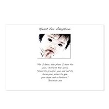 Adoption Design Asian Bab Postcards (Package of 8)