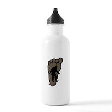 Bigfoot print b2 Water Bottle
