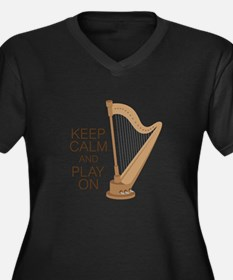 Play On Plus Size T-Shirt