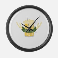 Drink To That Large Wall Clock