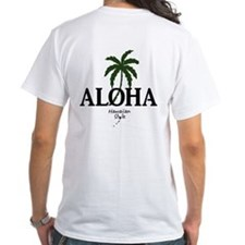 HawaiianStyle-GreenTree T-Shirt