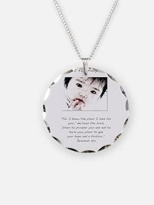 Adoption Design Asian Baby.jpg Necklace