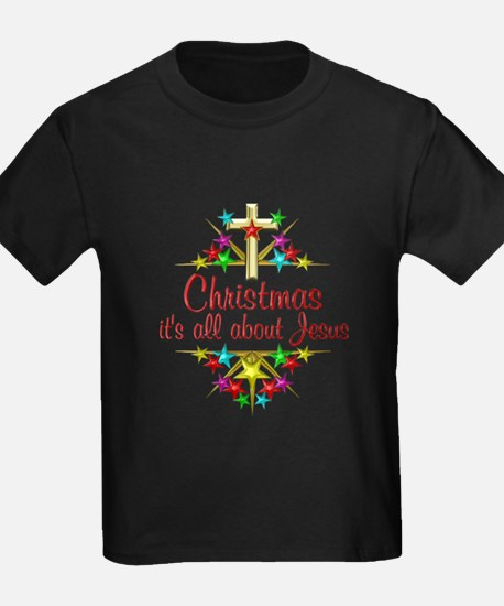 Christmas About Jesus T