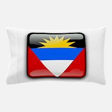 Flag of Antigua and Barbuda Pillow Case