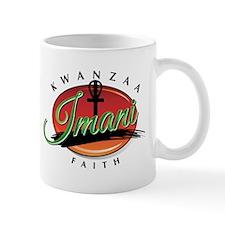 Kwanzaa Imani Mug Mugs