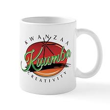 Kwanzaa Kuumba Mug Mugs