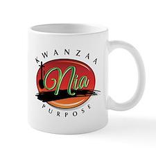 Kwanzaa Nia Mug Mugs