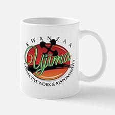 Kwanzaa Ujima Mug Mugs