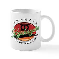 Kwanzaa Kujichagulia Mug Mugs