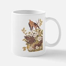 Audubon's Carolina Pigeon or Turtle Dove Mugs