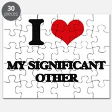 I Love My Significant Other Puzzle