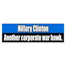 Anti Hillary Clinton President 2016 Bumper Bumper Sticker