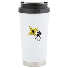 KOKOPELLI AND SUN Travel Mug