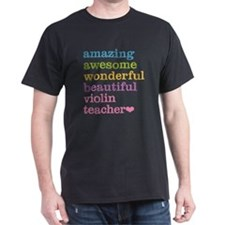 Violin Teacher T-Shirt