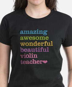 Violin Teacher T-Shirt