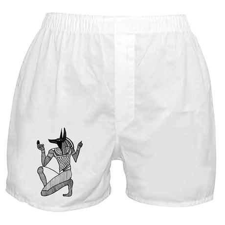 Anubis - Eqyptian Diety Boxer Shorts