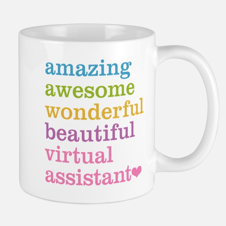 Virtual Assistant Mugs