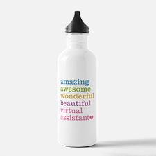 Virtual Assistant Water Bottle