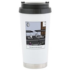 Unique Experiment Travel Mug