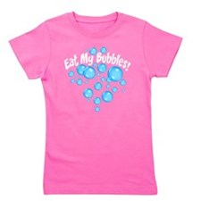 Cute Usa swimming Girl's Tee