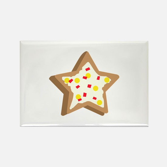 SUGAR COOKIE STAR Magnets