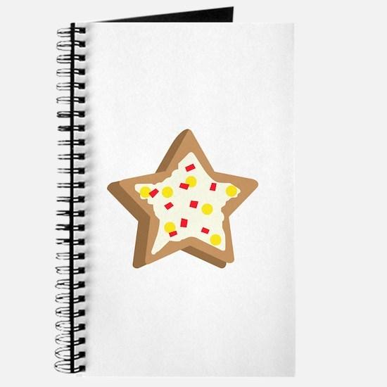 SUGAR COOKIE STAR Journal