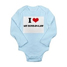 I love My Sons-In-Law Body Suit
