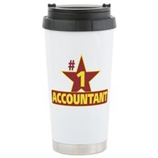 Cute Accounting 1 Travel Mug