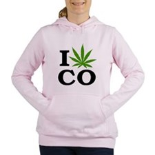 lovec49light.png Women's Hooded Sweatshirt